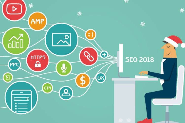 The 5 Crucial SEO Trends for 2018