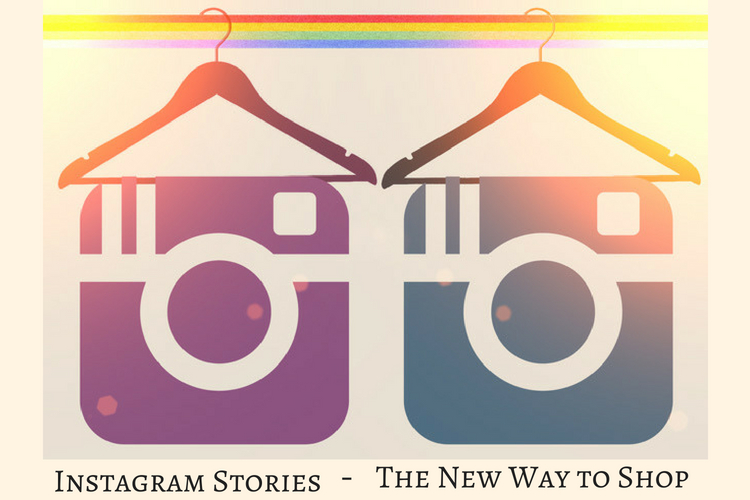 Instagram's New Update - The NEW WAY to SHOP- from STORIES!