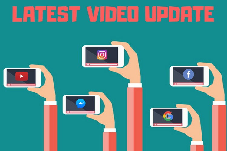 Facebook, Instagram, YouTube, Messenger & Googles' LATEST VIDEO UPDATE!