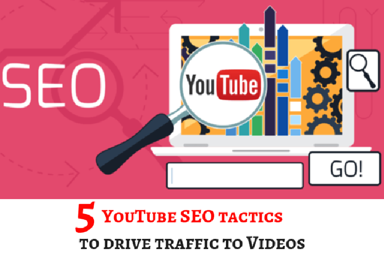 5 YouTube SEO tactics to drive traffic to Videos